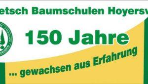 Website Logo von J. Kmetsch Baumschule
