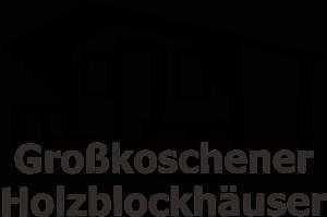 Großkoschener Holzblockhäuser Website Logo